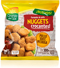 Nuggets Granja Del Sol Crocantes 300 g