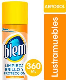 Blem Lustramuebles Naranja Aer