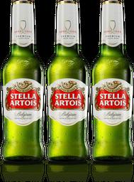 3 Cervezas Stella