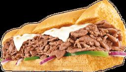 Sándwich de Carne y Queso