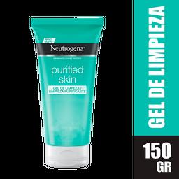 Neutrogena Gel De Limpieza Facial Purified Skin
