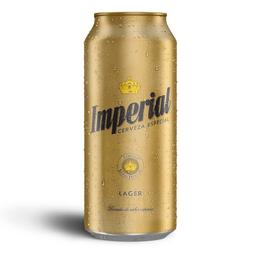 Imperial Cerveza Lata