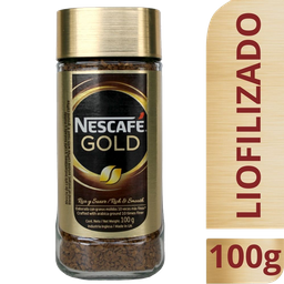 Nescafé Cafe Gold