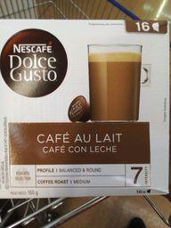 Nescafé Dolce Gusto Cafe En Capsulas Au Lait Capsulas