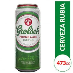 Grolsch Cerveza