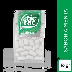 Tic Tac Pastillas Menta