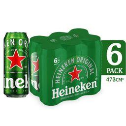 Heineken Cerveza Rubia
