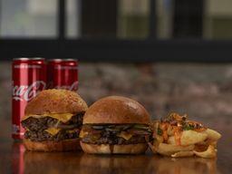 Combo Burger Classic x 2