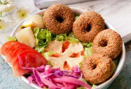 Sándwich de Falafel & Fatay