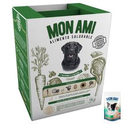 Alimento Para Perro Mon Ami Adulto Raza Mediana y Grande
