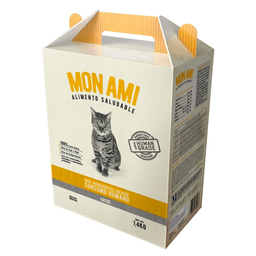 Alimento Para Gato Mon Ami 1.4 kg