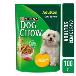 Alimento Para Perro Dog Chow Turkey Dinner 100 g