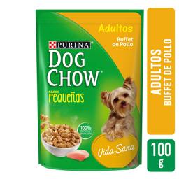 7x5 Alimento Para Perro Dog Chow Adulto Razas Pequeñas Pollo 10
