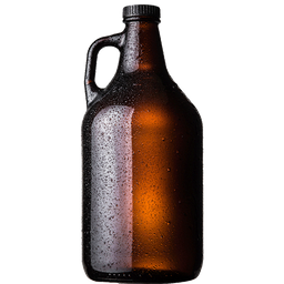 Growler Black IPA 2 L