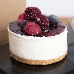 Minicake de Cheesecake