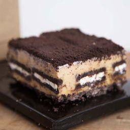Minicake de Chocotorta Oreo
