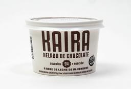 Helado Kaira de Chocolate S/a 120 ml
