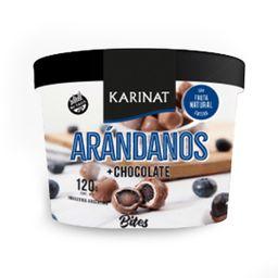 Arándanos Bañados en Chocolate