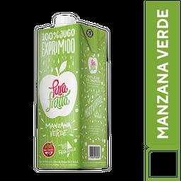 Pura Frutta Manzana Verde 1 L
