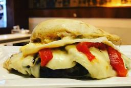 Sándwich de Lomo a la Gattela