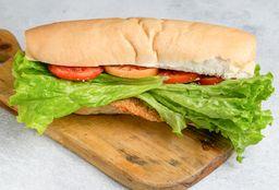 Sándwich Milanesa de Pollo Completo