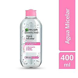Garnier-Agua Micelar Skin Active Todo En 1 X