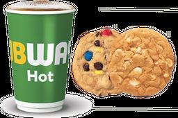2 Cookie + Café