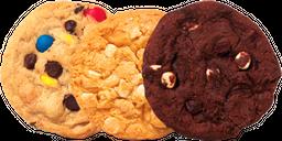 Cookies x 3