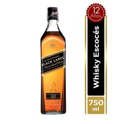 Jw Black Label Johnnie Walker Whisky