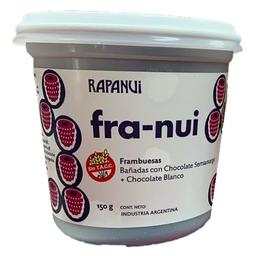 Helado Franui Sabor Frambuesa Black 150 g