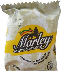 Alfajor Marley Bajonero Blanco