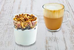 Yogurt Proteico & Café