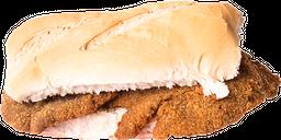 Sándwich Milanesa de Ternera