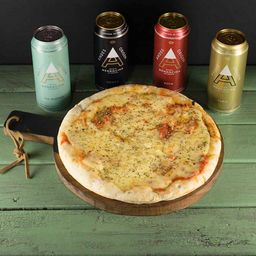 Combo Pizza & Cerveza