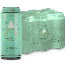 Andes IPA 473 ml