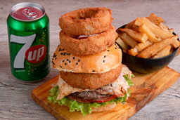 Burger Francesa