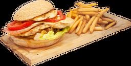 Sándwich de Pollo Gourmet