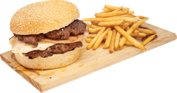 Burger Doble J y Q
