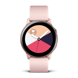 Reloj Samsung Galaxy Watch Active Rose Gold