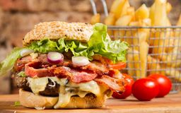 Burger Bk Bacon