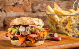 Burger Bk Guacamole