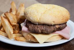 Burger Bk Clásica