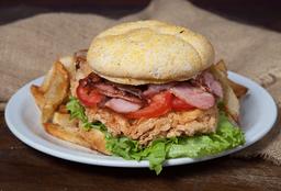 Burger Bk Crispy