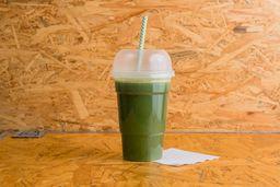 Jugo Prensado Frío Verde 360 ml