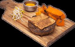 Vegan Burger al Plato