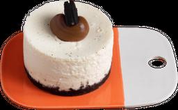 Black Cookies Cheesecake