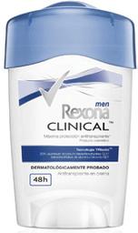 Desodorante Rexona Men Barra Clinical 48 Horas 48 g