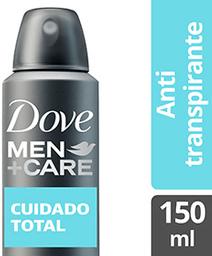 Desodorante Antit En Aerosol Dove Cuidado Total 150Ml