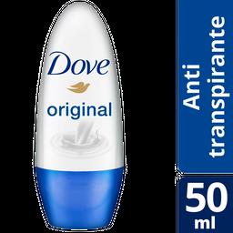 Dove Desodorante Antitranspirante Original Bolilla