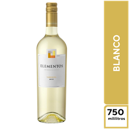 Torrontés Elementos Blanco 750 ml